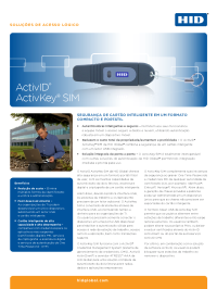 ActivID ActivKey SIM Data Sheet