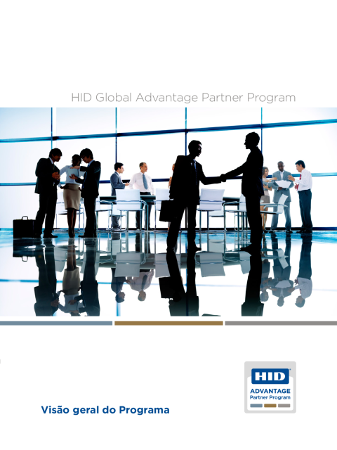 HID Global Advantage Partner Program Visão geral do Programa