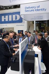HID Global Demo at Cartes 2011 Paris