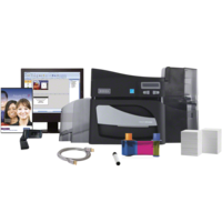 Fargo DTC4500 Photo ID System