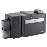 Angled view of HID® FARGO® HDP6600 Card Printer & Encoder