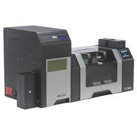 Angle view of HID® FARGO® HDP8500LE Industrial Card Laser Engraver